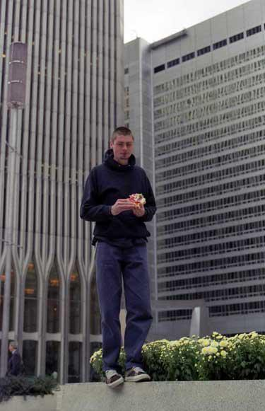 MY_WTC #29 | Radioskip | Pizza at WTC September 1994