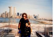 MY_WTC #296 | Gwen 1994 | Zack and Gwen
