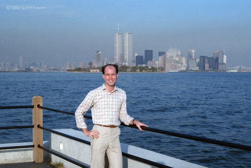 MY_WTC #321 | Steven 1985 | WTC & Me