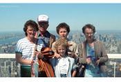 MY_WTC #322 | Steven 1985 | WTC & Family