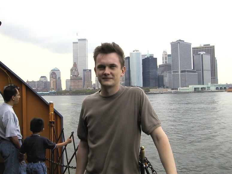 MY_WTC #330 | Alexander | September 9, 2000
