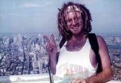 MY_WTC #333 | Keith 1991 | Me atop WTC