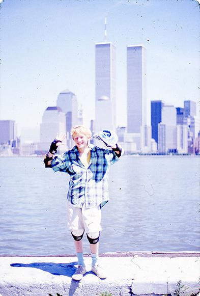 MY_WTC #334 | Alexander 1987 | cheerful World Trade Center scene