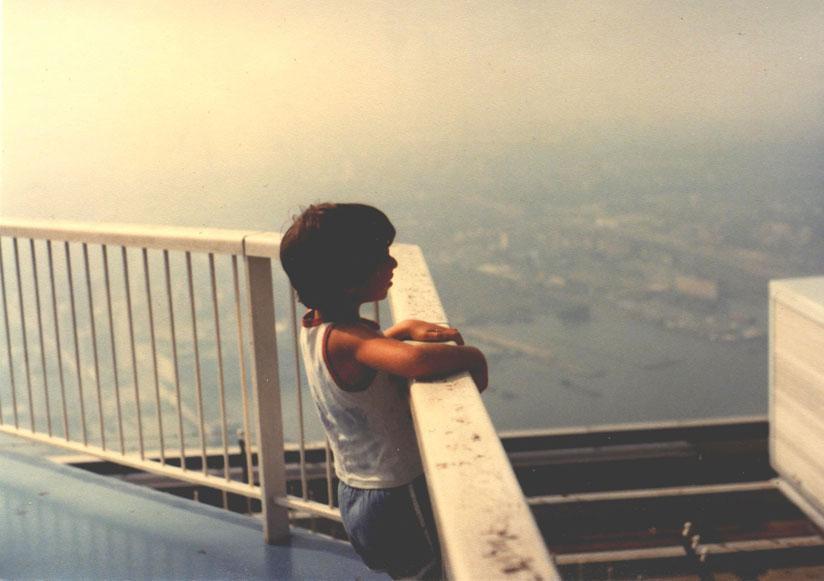 MY_WTC #34 | Ron 1979