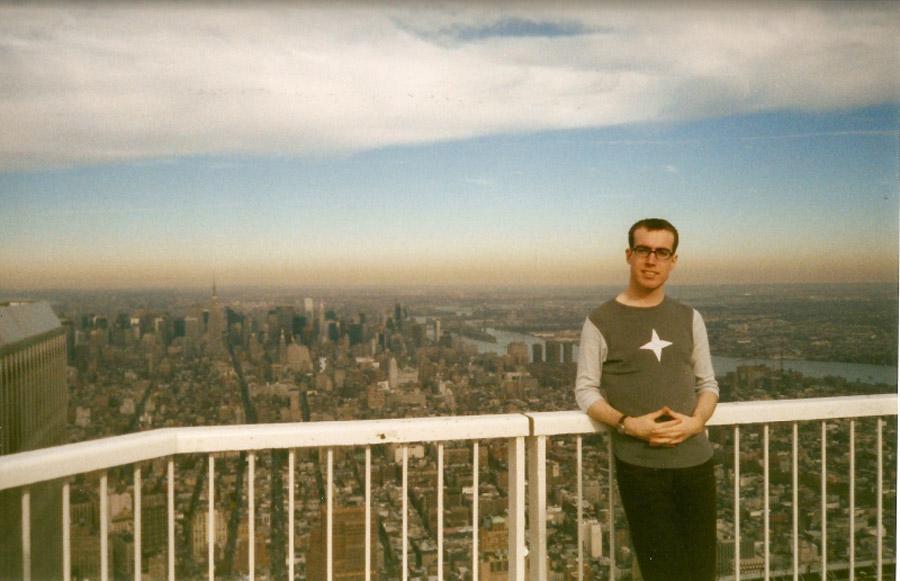 MY_WTC #341 | Lee 2000