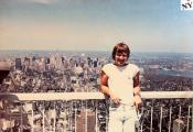 MY_WTC #342 | Stephan 1979 | Falki on top of the WTC