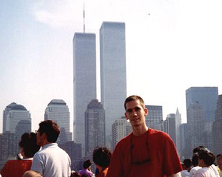 MY_WTC #346 | Guy 1993