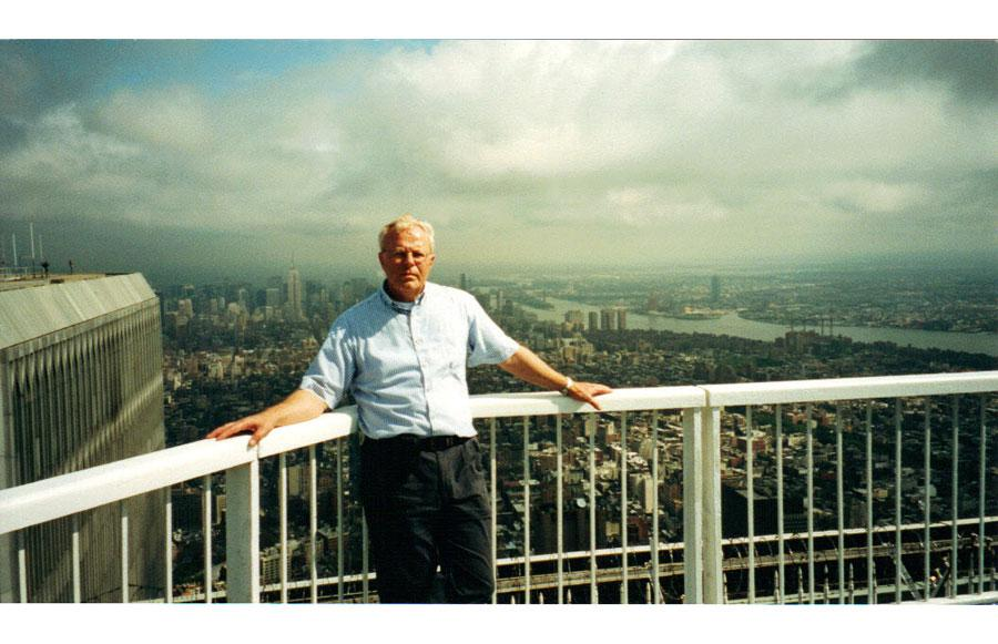 MY_WTC #348 | Horst-Helmut 9/10/2001