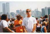 MY_WTC #349 | Robert 1999 | From the Ellis Island ferry