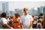 MY_WTC #349 | Robert 1999 | From the Ellis Island ferry