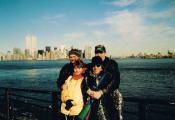 MY_WTC #36 | Astrid, Andreas, Klara and Lazlo 1998