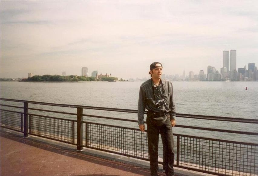 MY_WTC #367 | Michel 1995 | Liberty Island