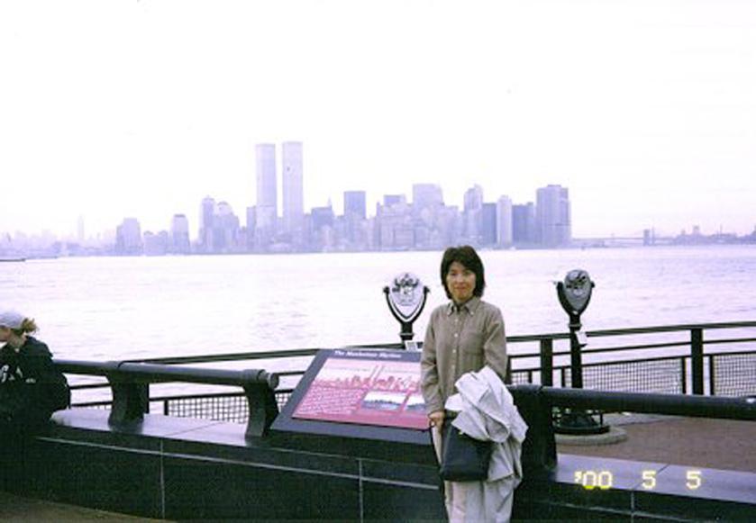 MY_WTC #378 | Iwata 2000 | Liberty Island