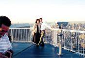 MY_WTC #380 | Lydia 1995 | our wedding trip