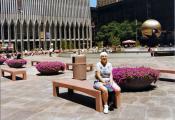 MY_WTC #386 | John | Marie at Austin J. Tobin Plaza