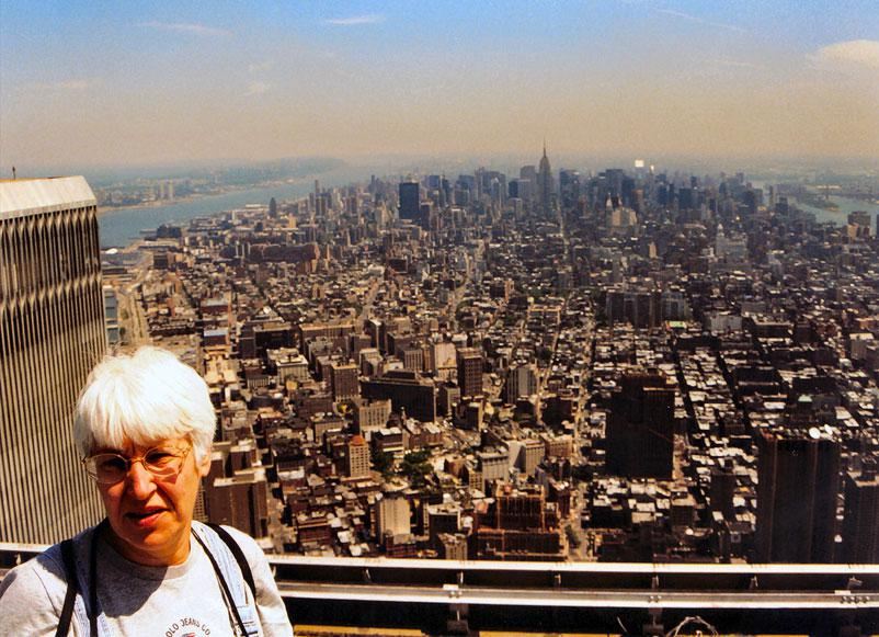 MY_WTC #388 | John | Marie On Top Of The World