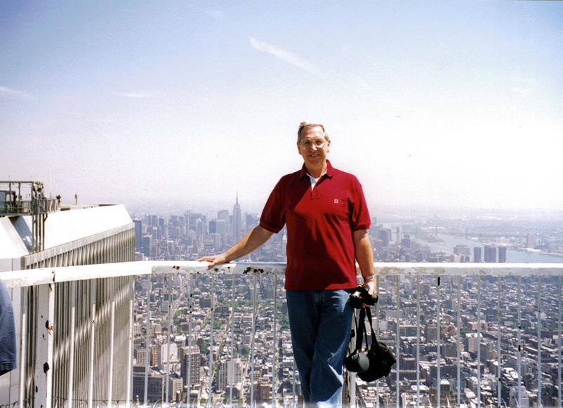 MY_WTC #389 | John | On Top Of The World