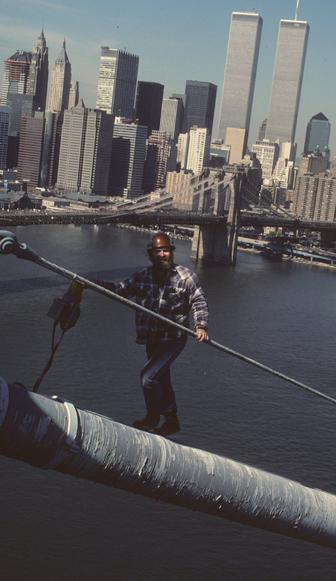 MY_WTC #396 | Steven 1980s | Brooklyn Bridge