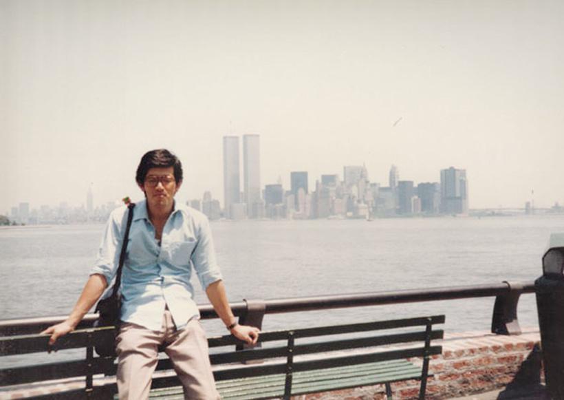 MY_WTC #400 | Nori 1978 | ワールドトレードセンター (ニューヨーク) | WTC from New Jersey