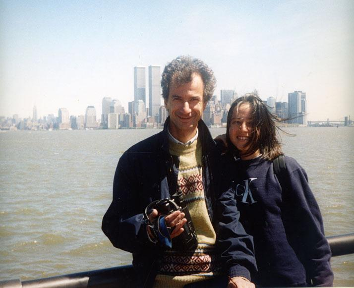 MY_WTC #41 | Ernesto  and Anabela 1997