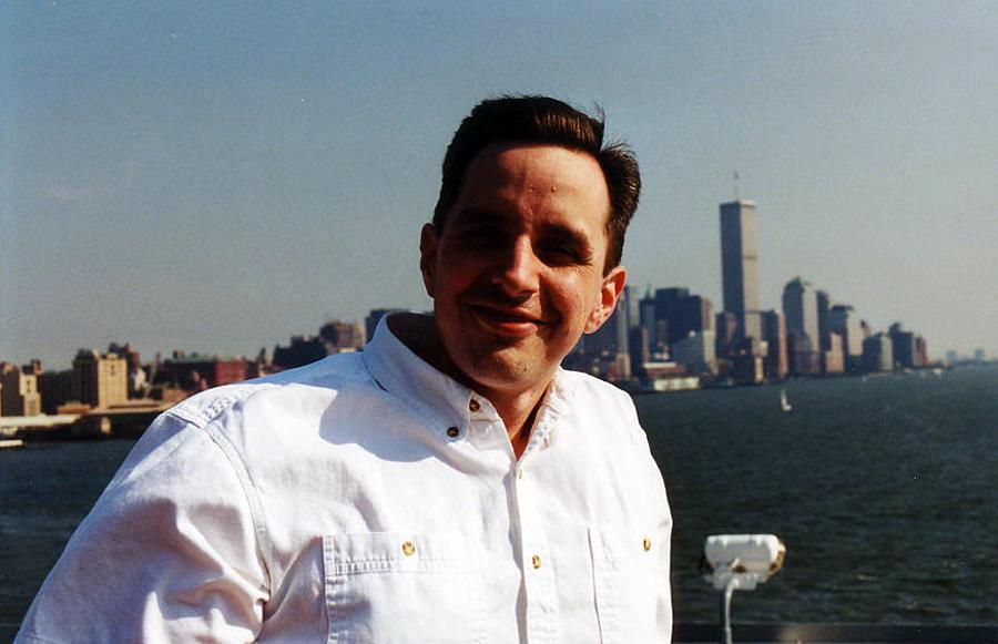 MY_WTC #415 | Erik 2001