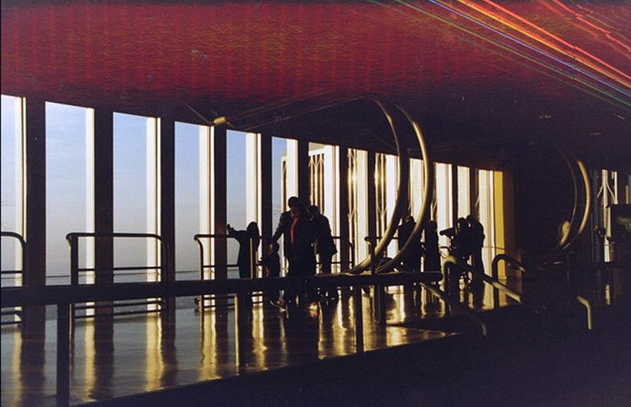 MY_WTC #419 | Ronald | observation deck in WTC in the mid 80's