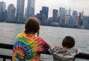 MY_WTC #420 | Allie September 8, 2001 | the last day I saw the Twin Towers in person