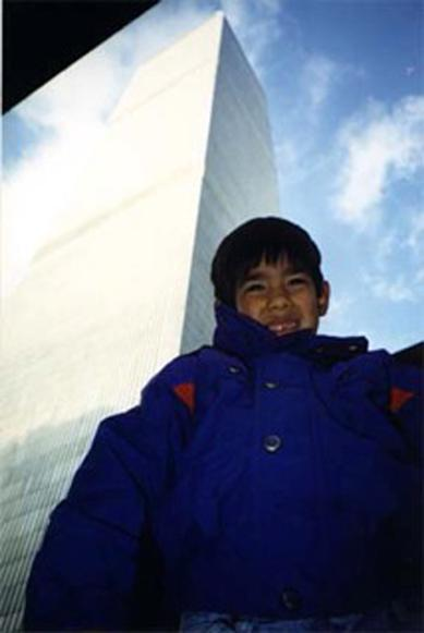 MY_WTC #428 | Ellice 1999 | father-son weekend trip