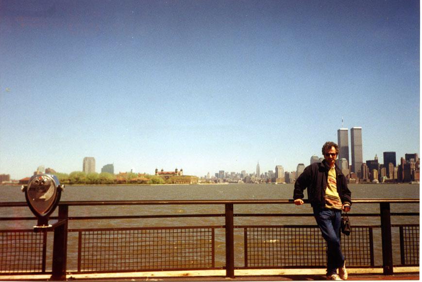 MY_WTC #43 | Ernesto 1997
