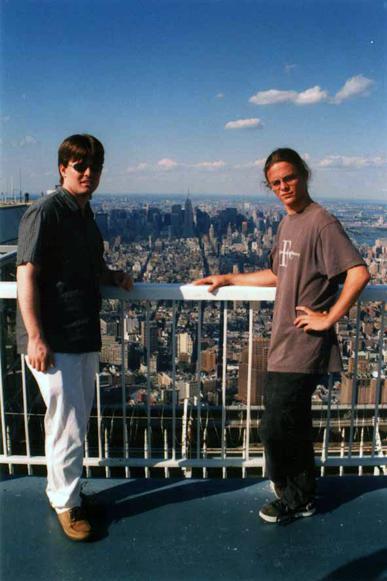 MY_WTC #444 | Casey 2000