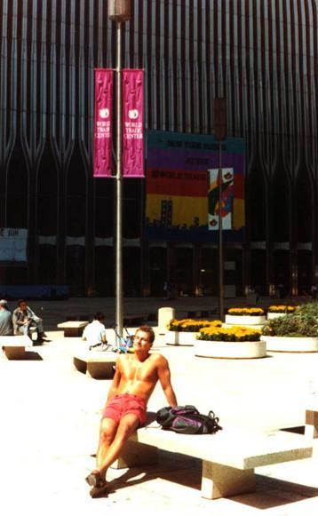 MY_WTC #449 | Jürgen 1991