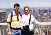 MY_WTC #45 | Delphine and David 1999