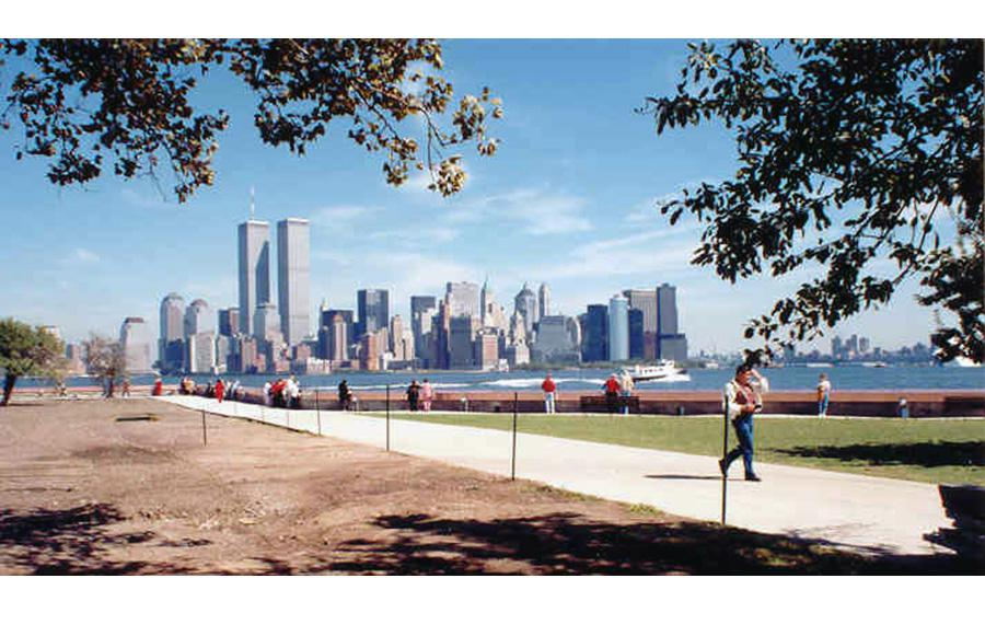 MY_WTC #458 | William 1990 | Ellis Island 'The American Immigrant Wall Of Honor""