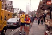 MY_WTC #473 | Ken & Audra 1981 | 7th Avenue