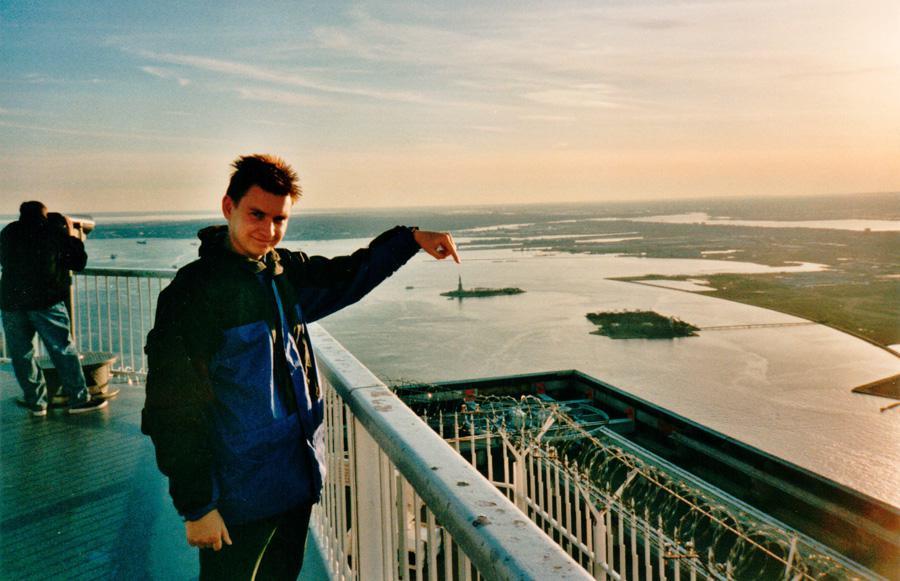 MY_WTC #486 | Andrei 1999