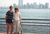 MY_WTC #490 | Malcolm 1987 | Liberty Island