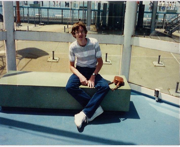 MY_WTC #494 | Rev. Dn. Panagiotis 1986