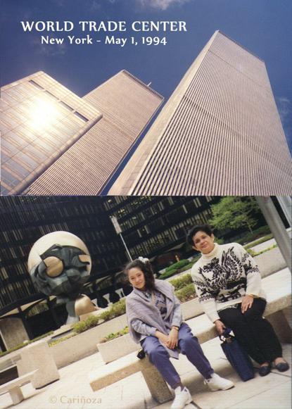 MY_WTC #495 | Ca Rinoza 1994