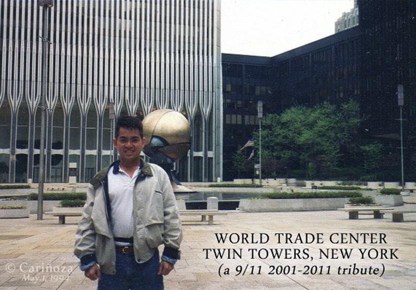 MY_WTC #496 | Ca Rinoza 1994 | Austin Tobin Plaza