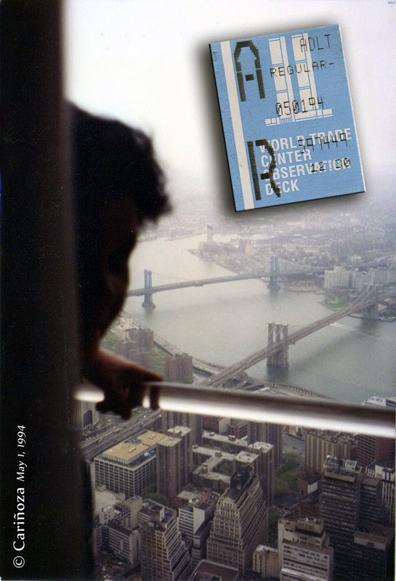 MY_WTC #498 | Ca Rinoza 1994