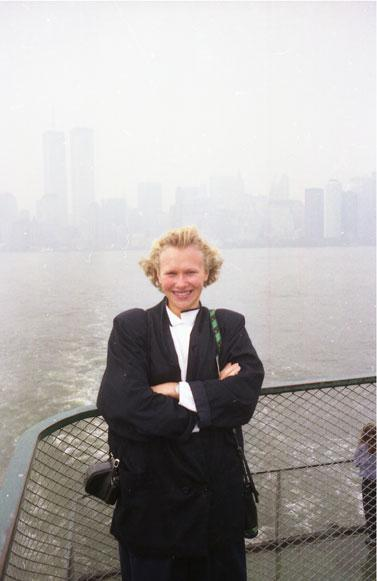 MY_WTC #5 | Robert 1989 | Mme X