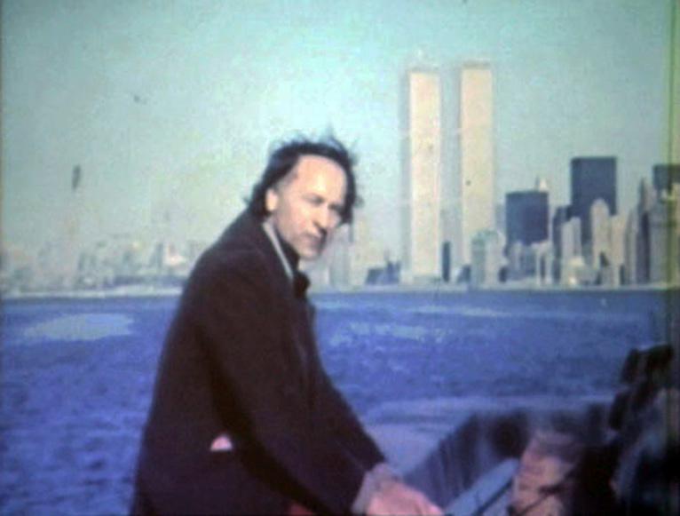 MY_WTC #501 | Jonas Mekas 1980s | WTC Haikus