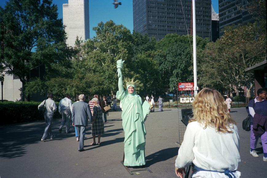 MY_WTC #508 | Cristina 1986