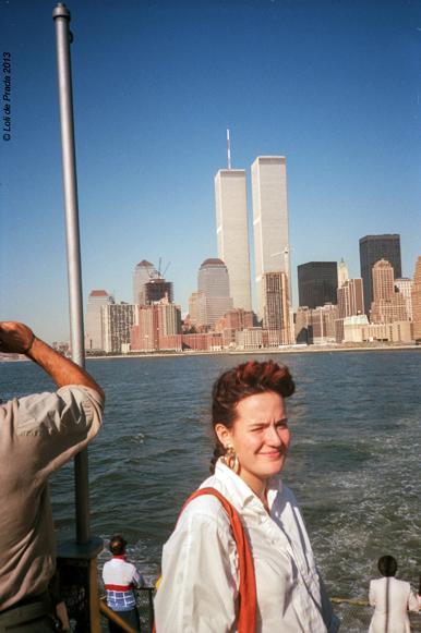 MY_WTC #509 | Cristina 1986