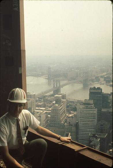 MY_WTC #525 | Robert 1970 | World Trade Center, South Tower, Floor 99