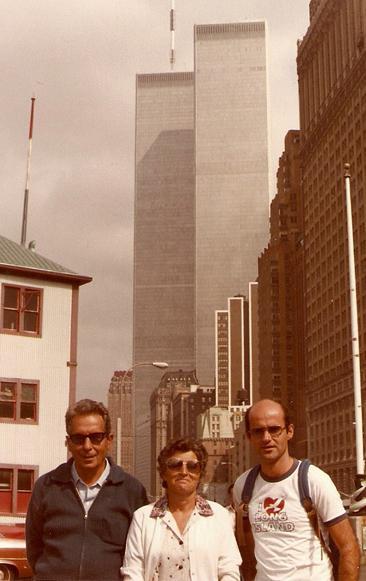 MY_WTC #530 | Fr Julian 1984 | John, Mary & Fr Julian