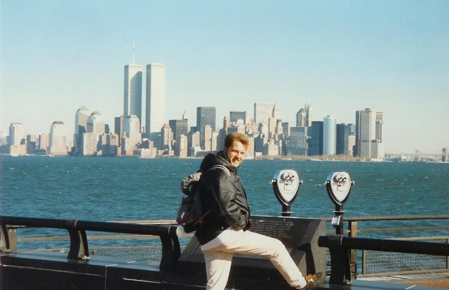 MY_WTC #533 | Volker 1994 | Liberty Island