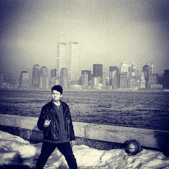 MY_WTC #541 | Alex 1995 | Ellis Island