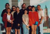 MY_WTC #552 | Richard 1998 | Me with friends, World Trade Center