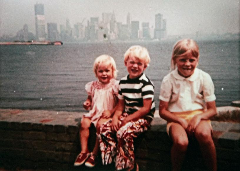 MY_WTC #554 | Christopher 1970 | Liberty Island